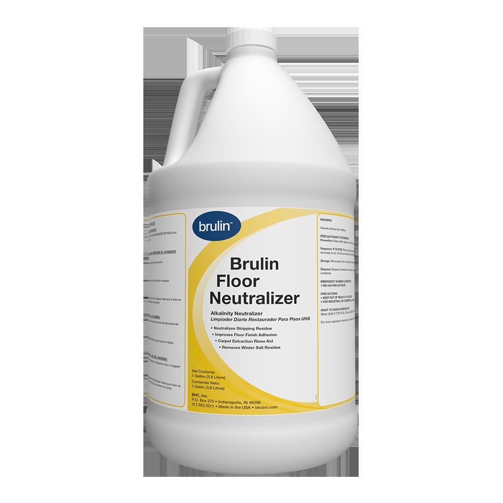 121006-01 - Brulin Floor Neutralizer - Front-Level