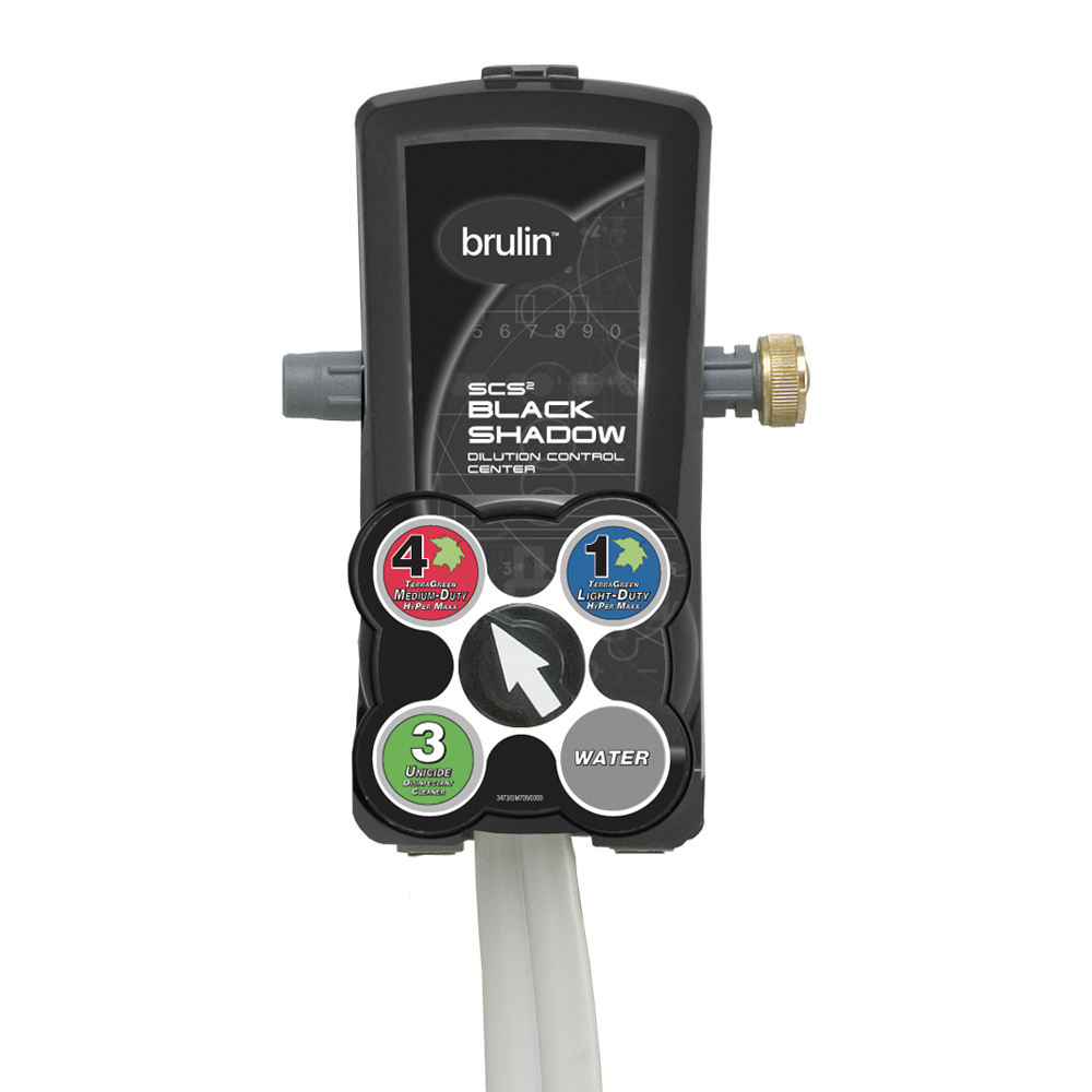 DM705R - 3.1 Black Shadow Supply Closet Dispenser