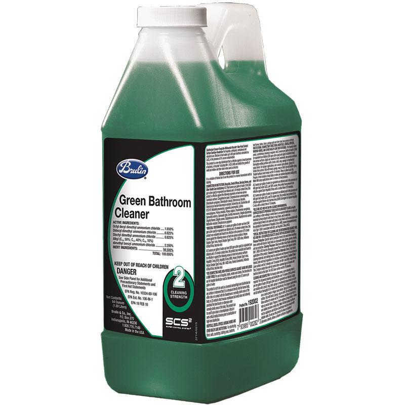 Green Bathroom Cleaner