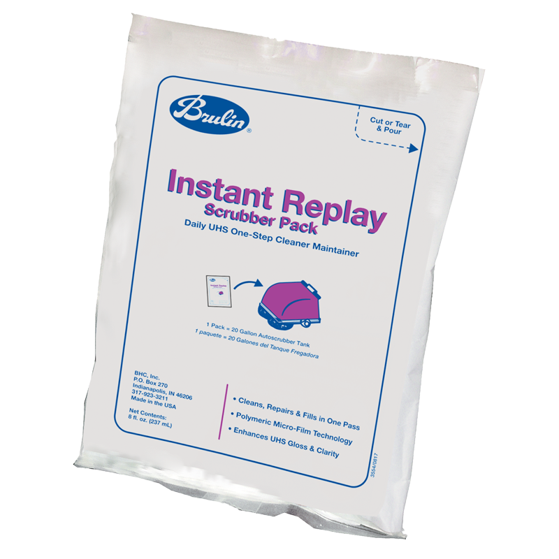 Instant Replay Scrubber Pack