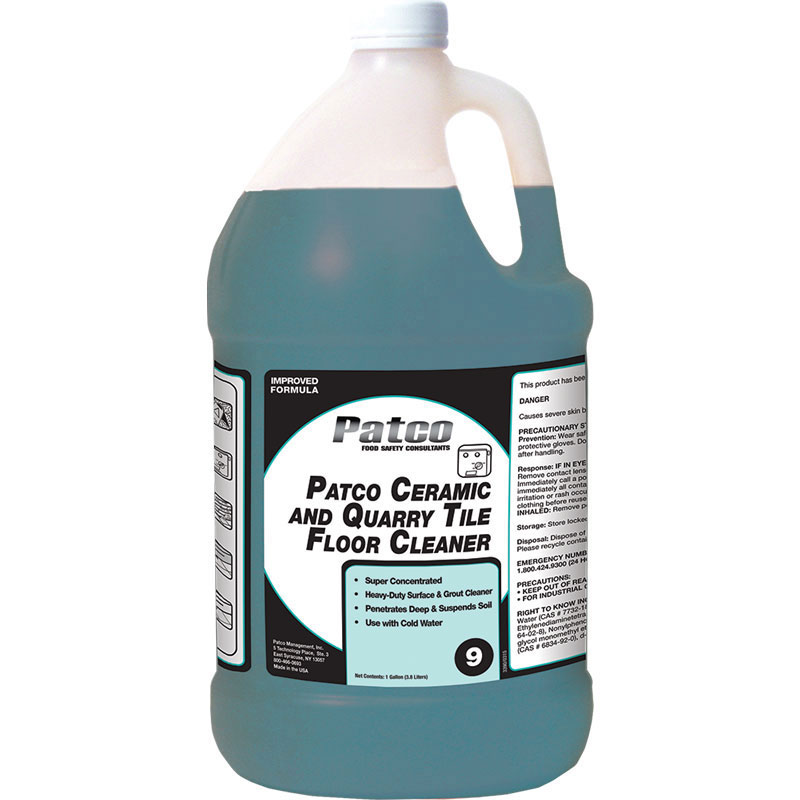 Patco Ceramic and Quarry Tile Cleaner
