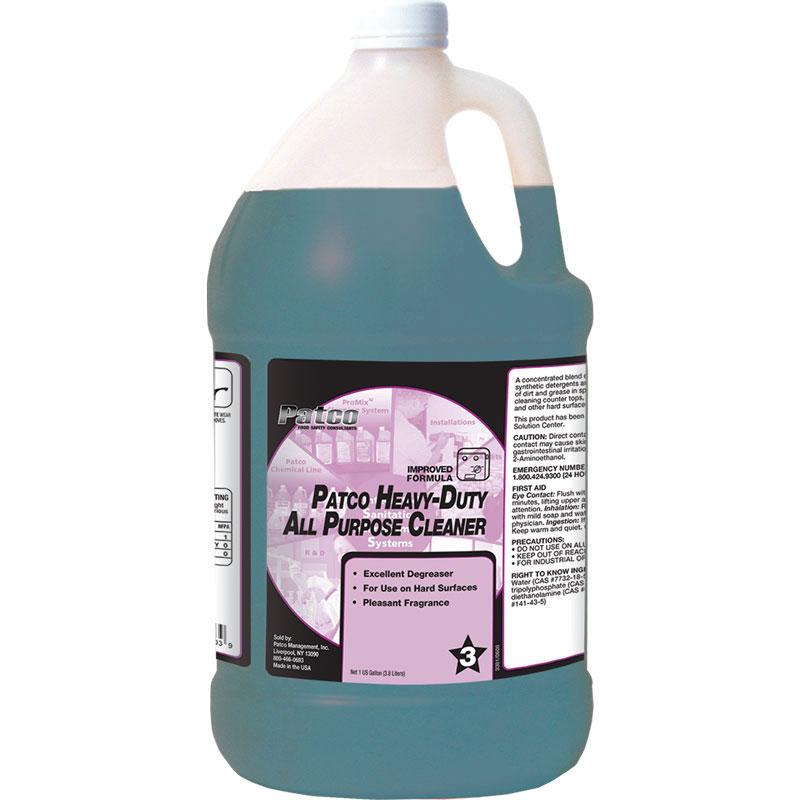 Patco Heavy-Duty All Purpose Cleaner