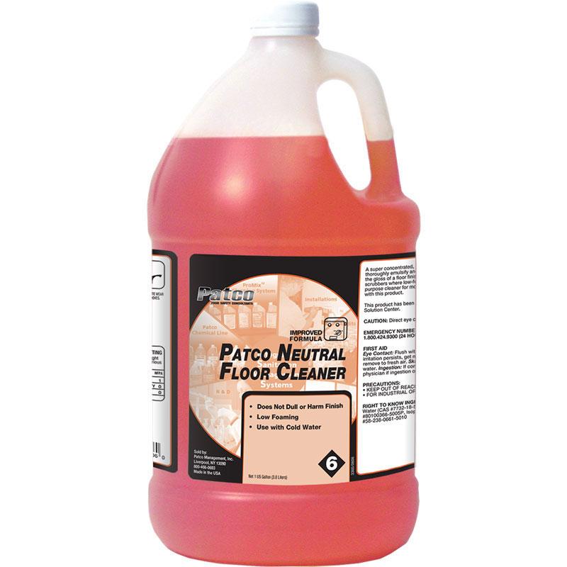Patco Neutral Floor Cleaner