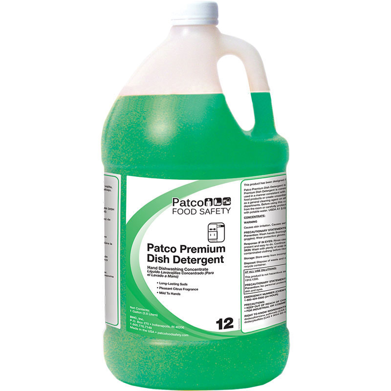 Patco Premium Dish Detergent