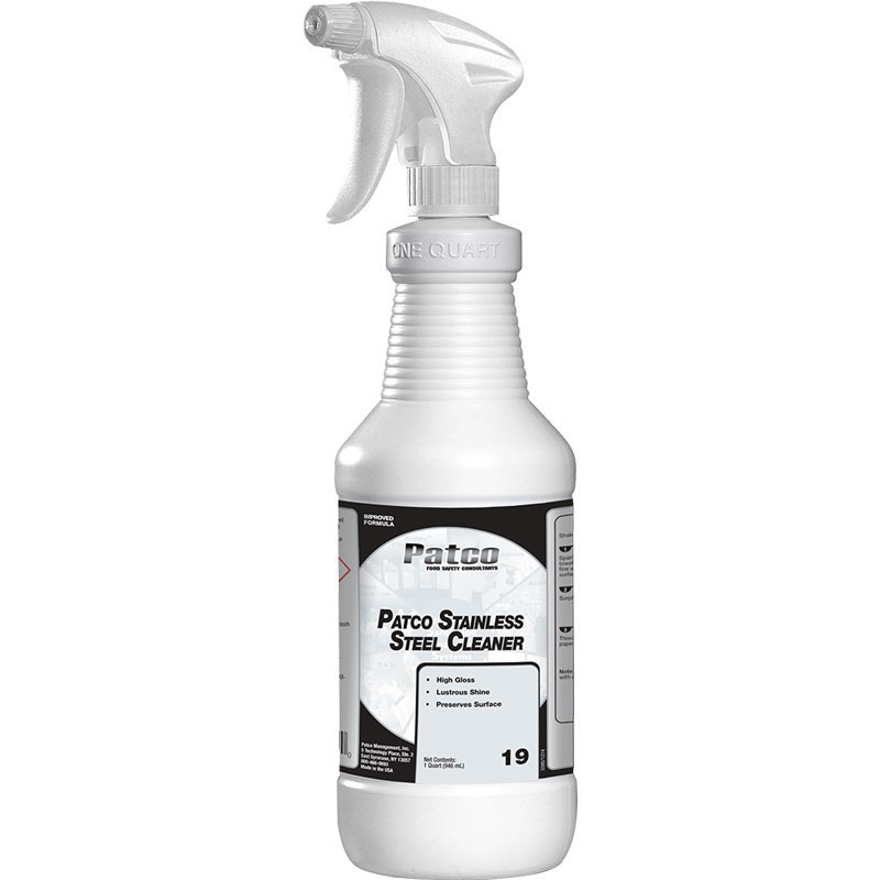 Patco Stainless Steel Cleaner