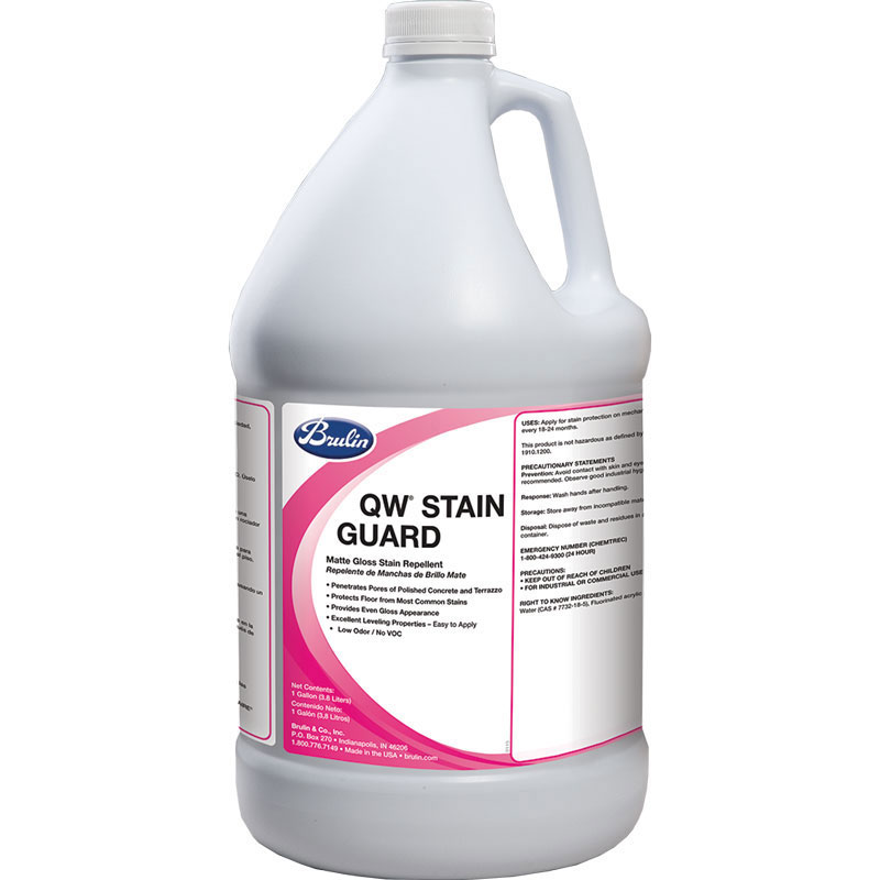 QW Stain Guard