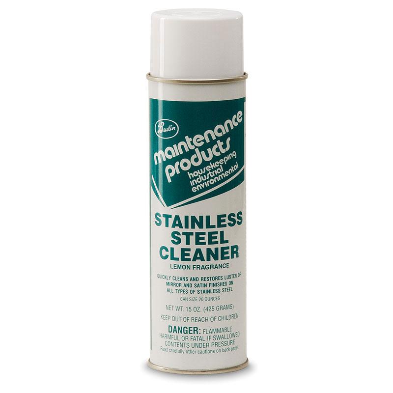 Stainless Steel Cleaner (Aerosol)
