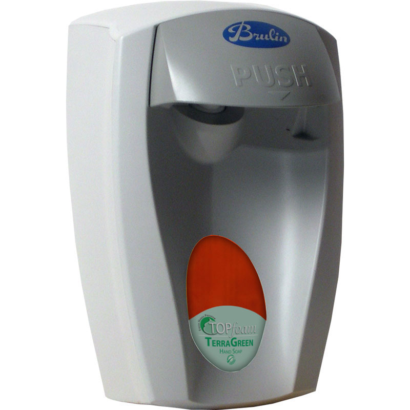 TOPfoam Dispenser – Manual Dove Gray
